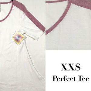 XXS PERFECT T by LuLaRoe